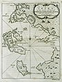 A chart of the islands of St Maura, Cephallenia, Zante, and the adjacent coasts - Chandler Richard - 1776.jpg