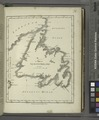 A map of Newfoundland. NYPL1567517.tiff