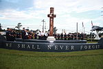 A moment to reflect, Havelock, Cherry Point communities pay respects at 9-11 Memorial Plaza 120824-M-FL266-006.jpg