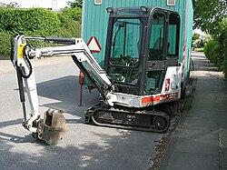 Cat El Excavator Specs