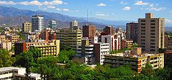 A typical view of Mendoza City full of trees and big mountains..jpg
