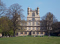 A view of Wollaton Hall west front, Nottingham, England 02.jpg