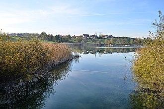 Robenhausen - Aabach stream