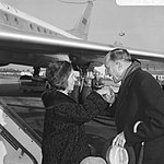 Aankomst en vertrek, ministers, diplomaten, Luns, J.A.M.H., Bestanddeelnr 919-7403.jpg