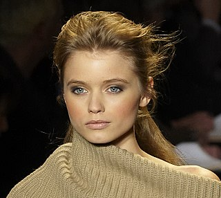 Abbey Lee Kershaw Australian model, actress and musician