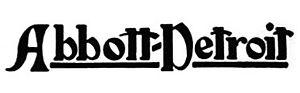 Abbott-Detroit - Image: Abbott detroit 1912 logo