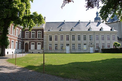 Abdij van Vlierbeek - Nieuwe abtskwartier