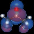 Acetone LUMO wiki.png