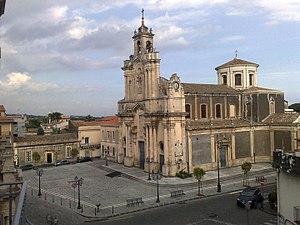 Aci Sant'Antonio - Chiesa Madre and Piazza Maggiore, Aci Sant'Antonio