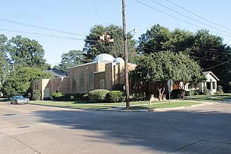 National Register of Historic Places listings in Bolivar County, Mississippi - Image: Adath Israel Temple
