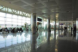 Adnan Menderes Airport - Interior view
