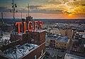 Aerial Sunset over Como (39338421560).jpg