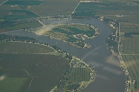 Aerial view of Big Lake, Missouri 9-2-2013.JPG