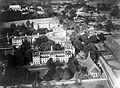 Aerial view of Horon Road Hospital, Gloucester. Wellcome L0015470.jpg