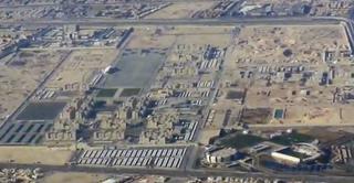 Duhail District in Ad-Dawhah, Qatar