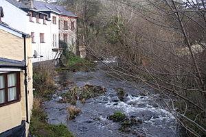 Afon Ysgir - The Afon Ysgir