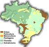 100px agricultura no brasil legenda