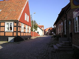 Åhus - Houses in Åhus