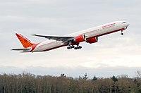 VT-ALL - B77W - Air India