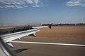 Airbus A-321-200 wing, Sharm el-Sheikh.jpg