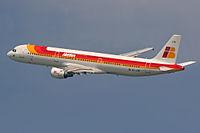 EC-JZM - A321 - Iberia