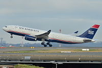 N285AY - A332 - American Airlines