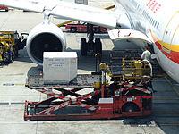 Aircraft cargo (ULD) loader in operaton.jpg