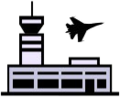Airport symbol fighter2.png