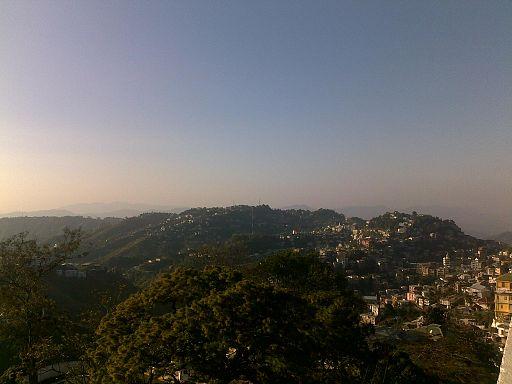 Aizawl Mizoram Hills