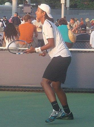 Akgul Amanmuradova - Amanmuradova at the US Open 2010