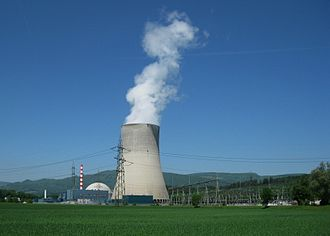 Gösgen Nuclear Power Plant - Gösgen Nuclear Power Plant