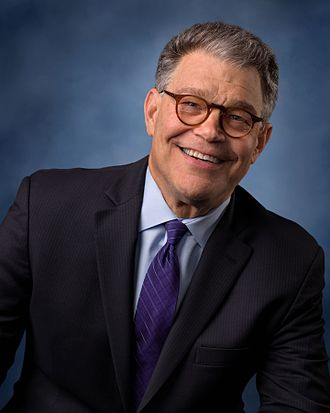 Al Franken - Image: Al Franken, official portrait, 114th Congress