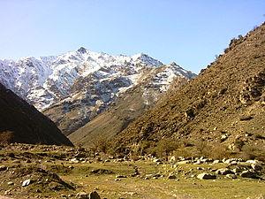 Alam-Kuh - A view of Alam kuh