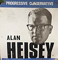 Alan Heisey PC Candidate June 1968 Canadian Federal Election York Scarborough.jpg