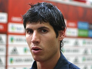 Albert Luque Spanish footballer