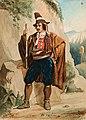 Albert Edelfelt - Italialainen rosvo - A III 2022-64 - Finnish National Gallery.jpg