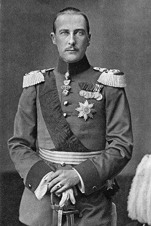 Albrecht, Duke of Württemberg - Duke Albrecht, ca. 1905