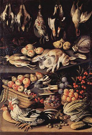1678 in art - Kauw – Still Life, Museum of Fine Arts Berne