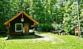 """Albvereinsschutzhütte Gruibingen im Gewann """"Gmeine Mähdlen"""" - panoramio.jpg"""