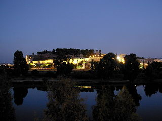 Alcazaba of Badajoz cultural property in Badajoz, Spain