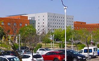 Hospital Universitario Fundación Alcorcón - Image: Alcorcón Hospital Universitario Fundación Alcorcón 2
