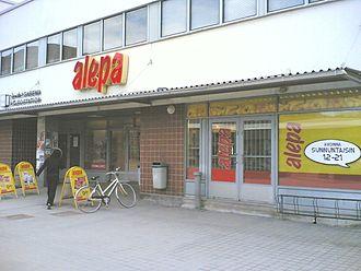 Alepa - Alepa in Pukinmäki, Helsinki