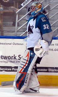 Alex Stalock American ice hockey player