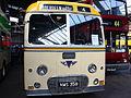 Alexander (Northern) coach AC147 (NMS 358), 2009 Glasgow Vintage Vehicle Trust open day.jpg