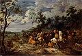 Alexander Casteels - Konjeniška bitka.jpg