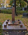 Alexandre Glazounow Grabmal in Sankt Petersburg.jpg