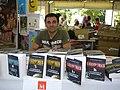 Alexandre Moix - Comédie du Livre 2011 - Montpellier - P1160381.jpg