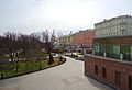 Alexandrovsky Garden - Middle Garden, view from Troitsky bridge (2015) by shakko 03.jpg