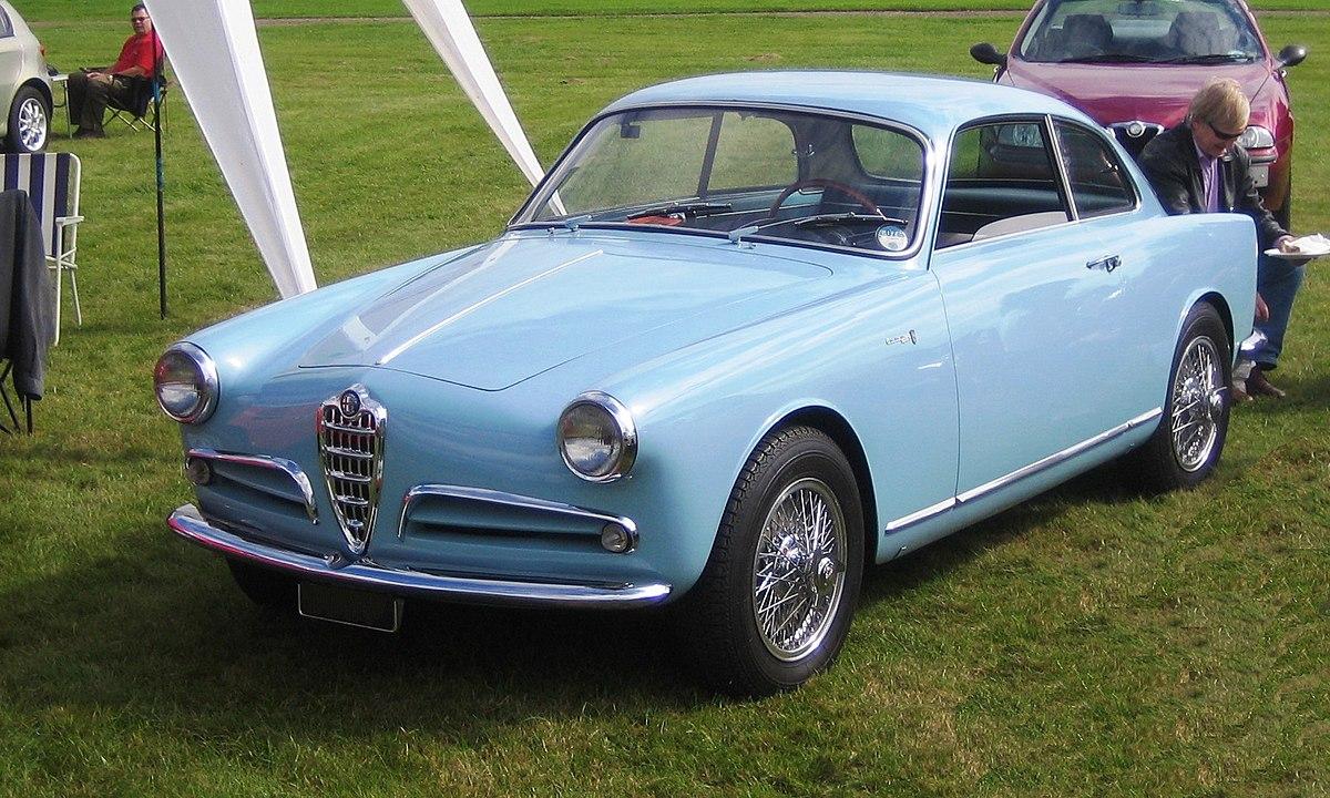 Alfa Romeo Giulietta >> Alfa Romeo Giulietta Sprint - Wikipedia