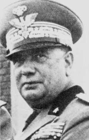 Allied invasion of Sicily - General Alfredo Guzzoni, Supreme Commander of Italo-German forces in Sicily.